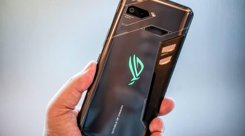 Asus ROG Phone | Фото: CNET