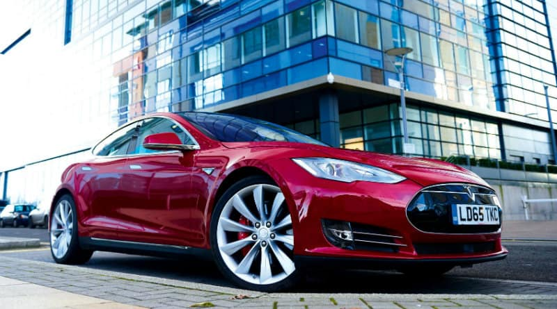 Tesla | Фото: bilanz