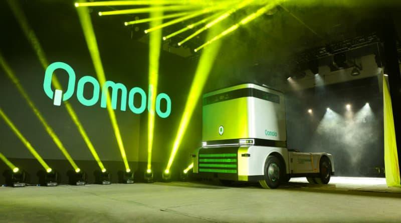 Беспилотный грузовик Q-truck
