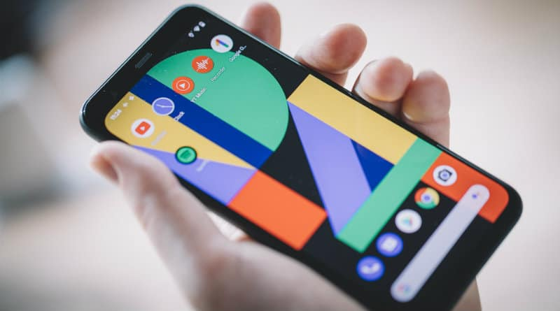 Pixel 4   Фото: Android Central