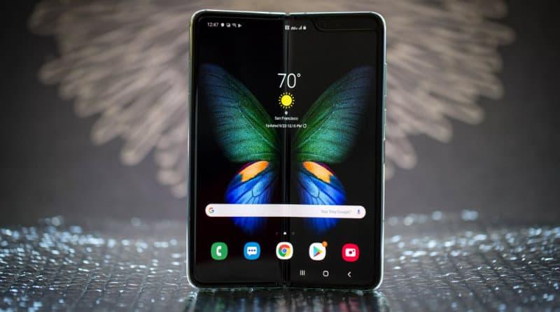 Samsung Galaxy Fold | Фото: https://www.ixbt.com
