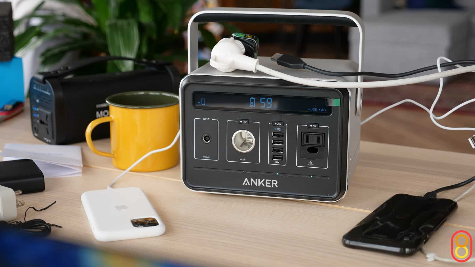 Anker Powerhouse 400