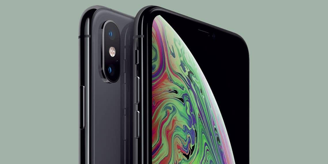 восстановленные iPhone XS и XS Max