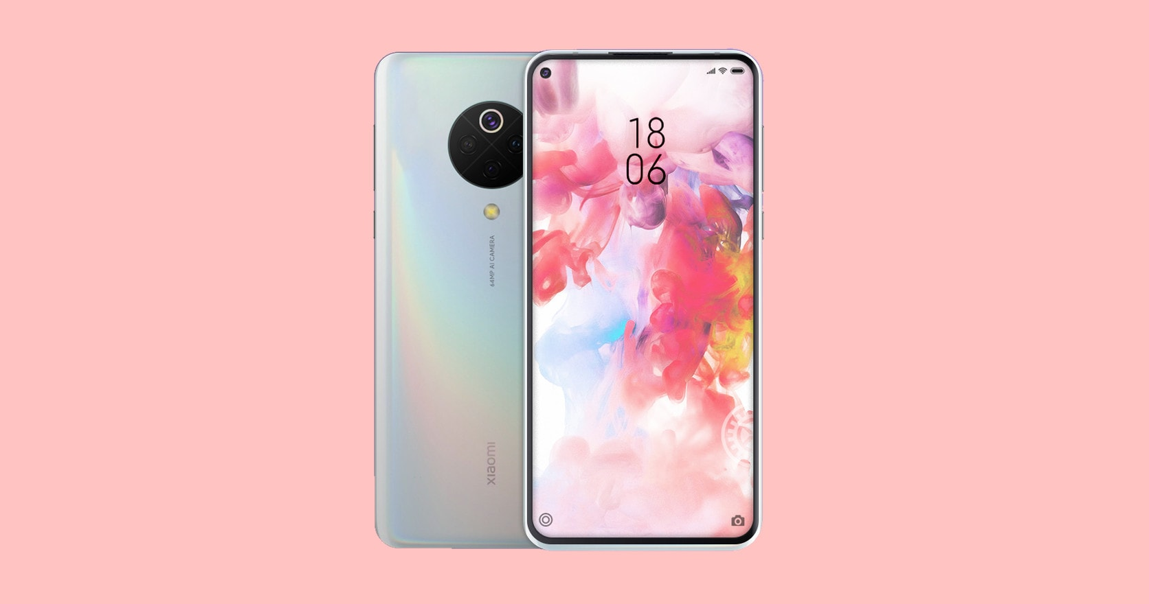 Xiaomi Mi 10 Lite Фото