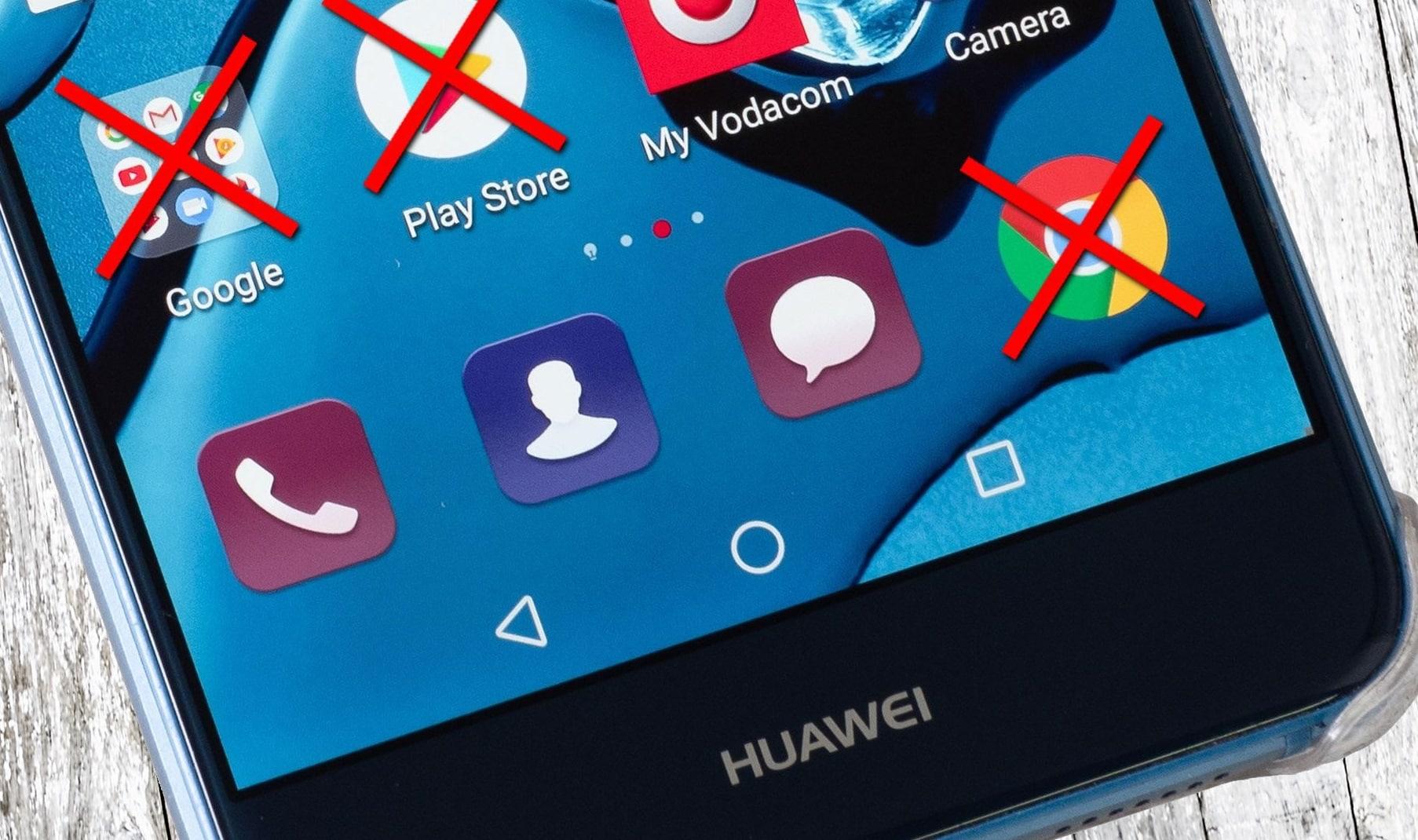 Huawei сервисы Google