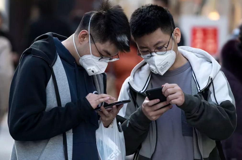 iPhone в Китае
