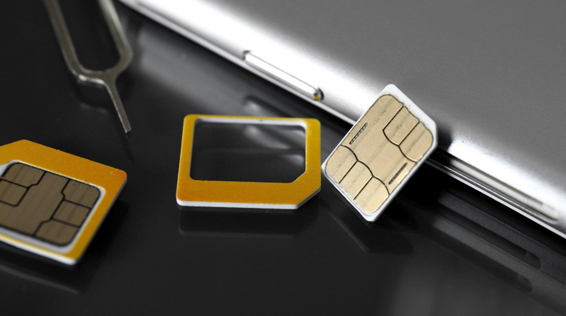 eSIM в России на iPHONE