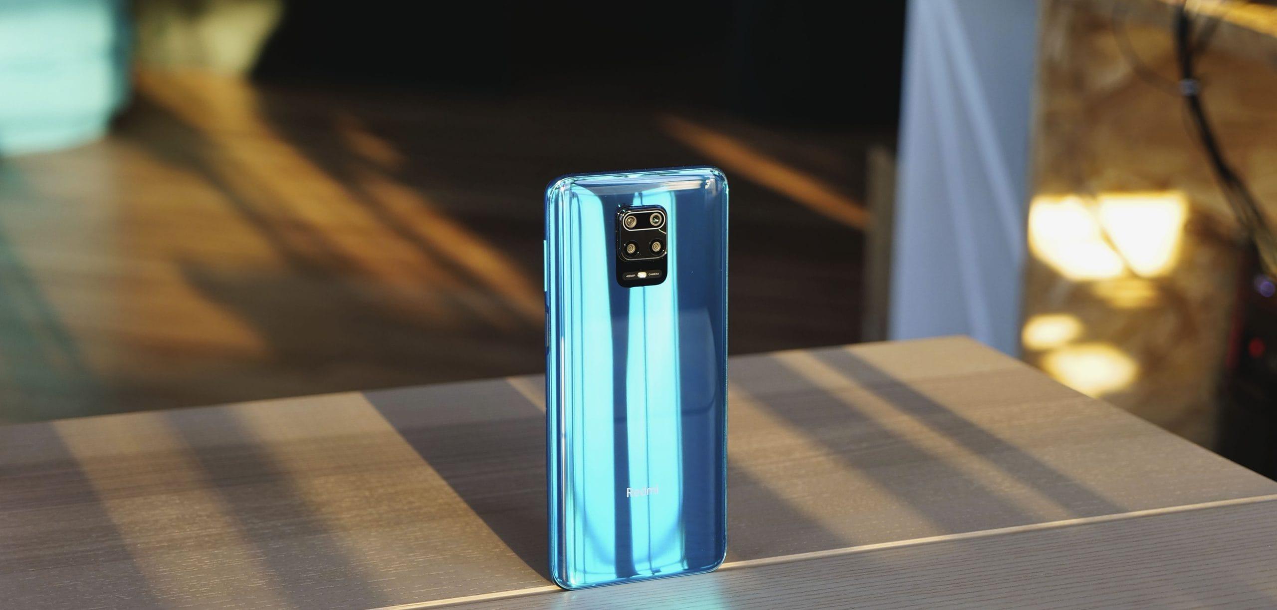 Redmi Note 9 Pro обзор