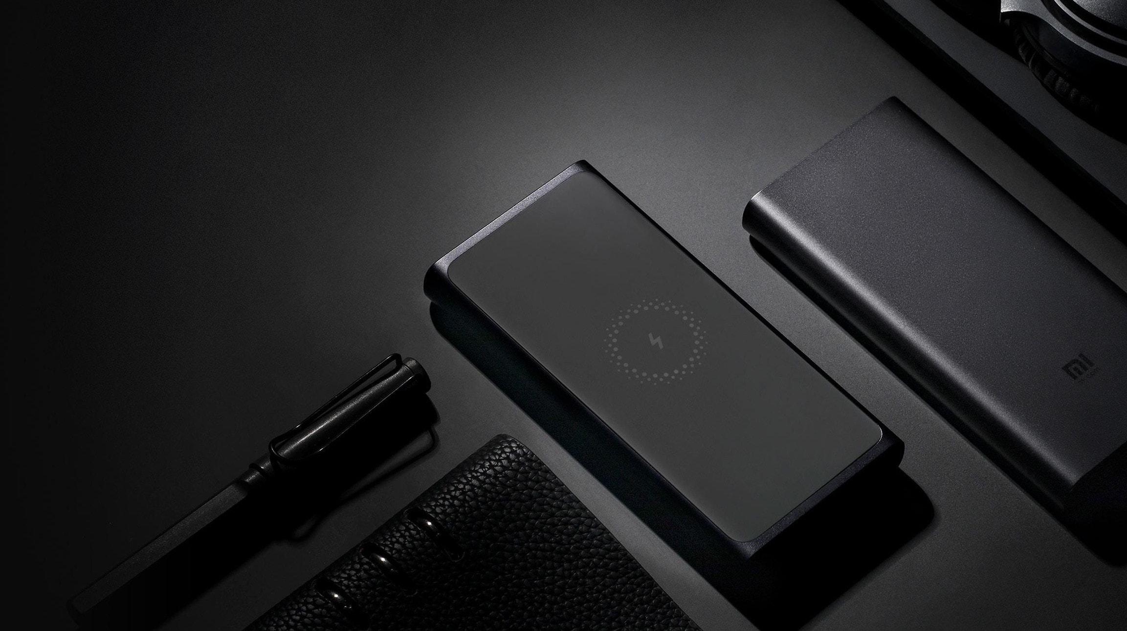 Xiaomi Mi Wireless Power Bank 2