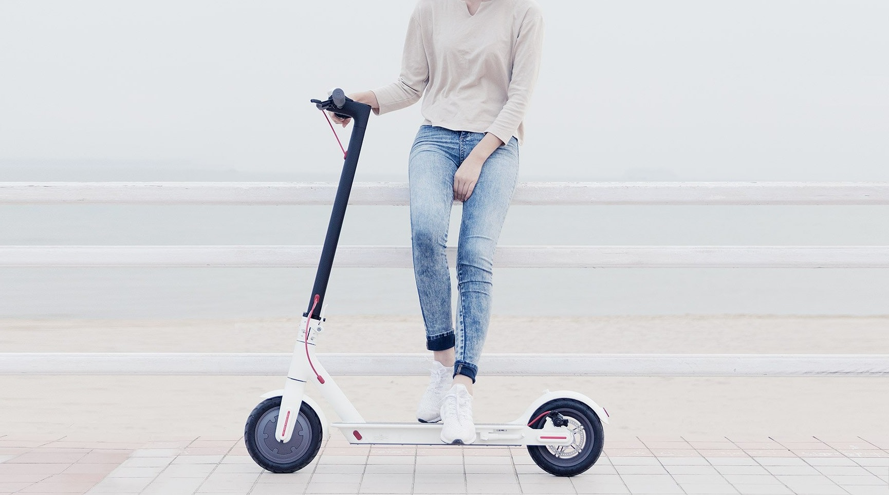 Самокат Mijia Electric Scooter 1S