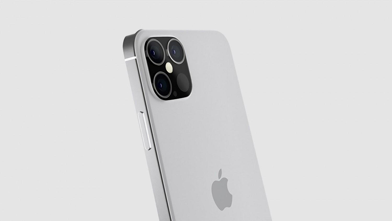 Дизайн iPhone 12 Pro концепт