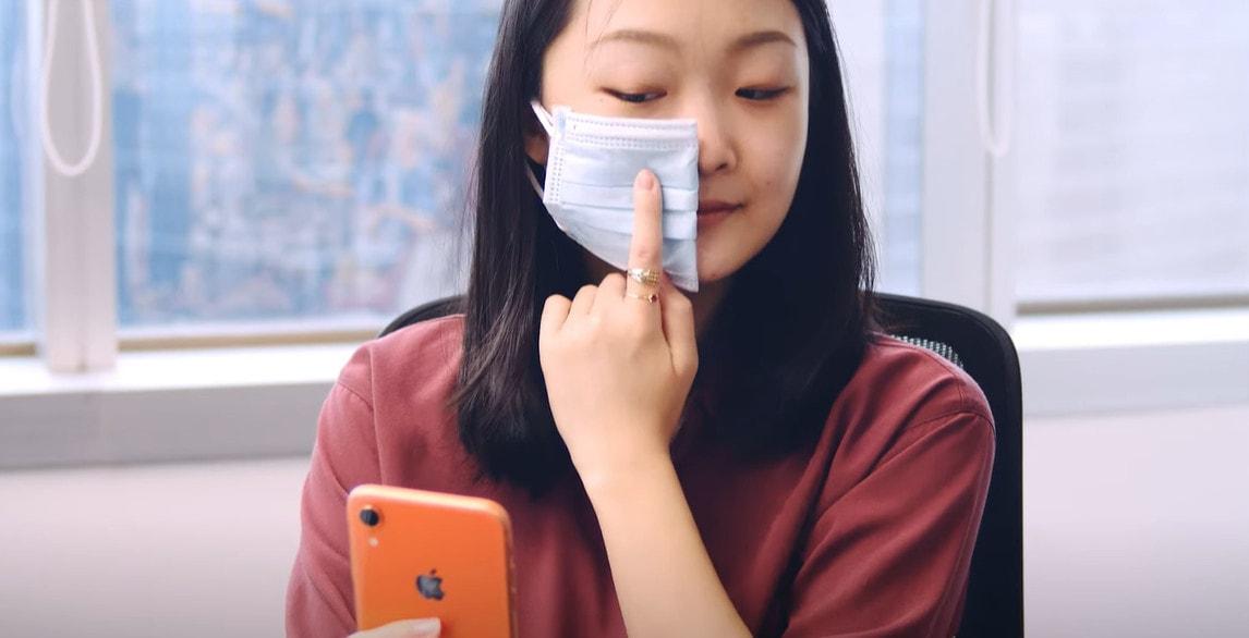 Как пользоваться Face ID на iPhone в маске