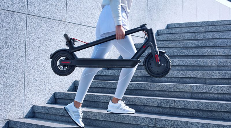 Самокат Mijia Electric Scooter 1