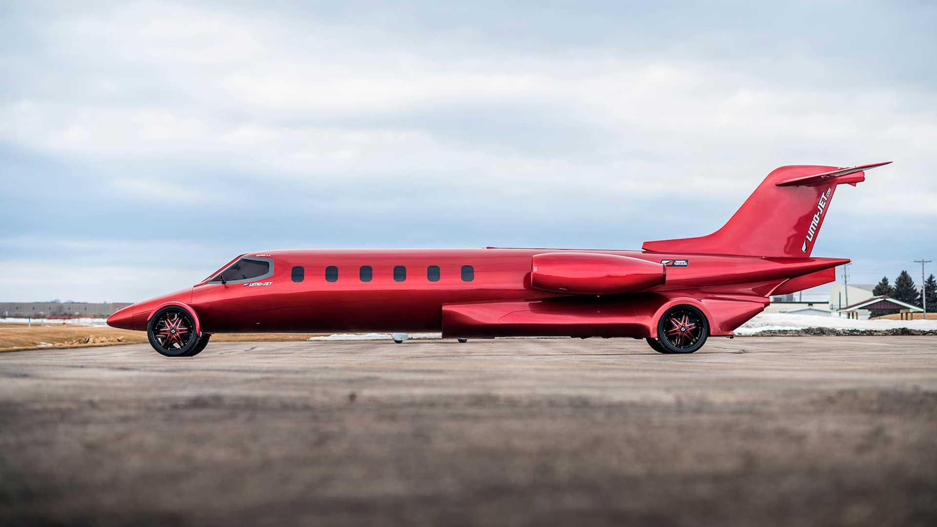 Limo-Jet