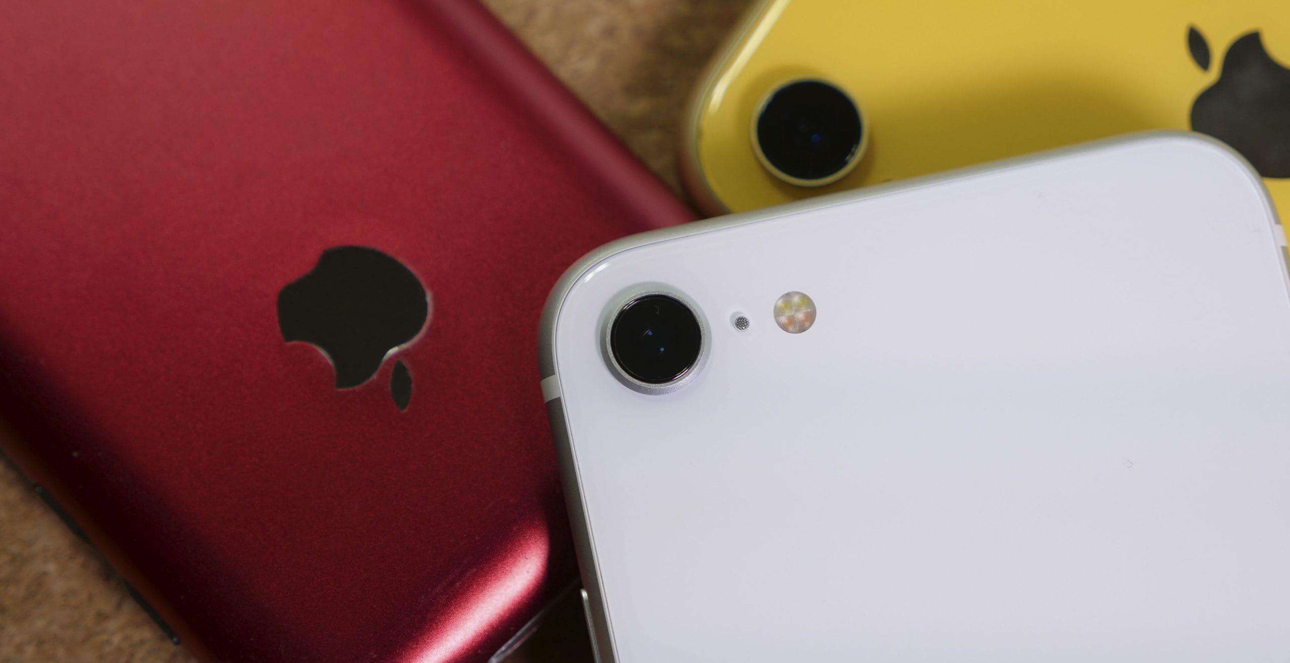 Обзор iPhone SE 2