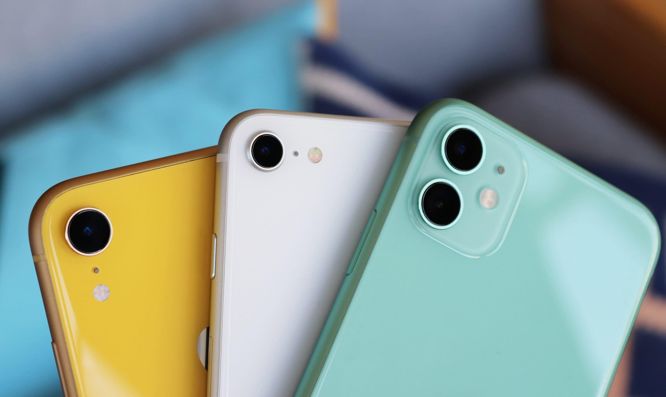 Сравнение камеры iPhone SE, XR и 11