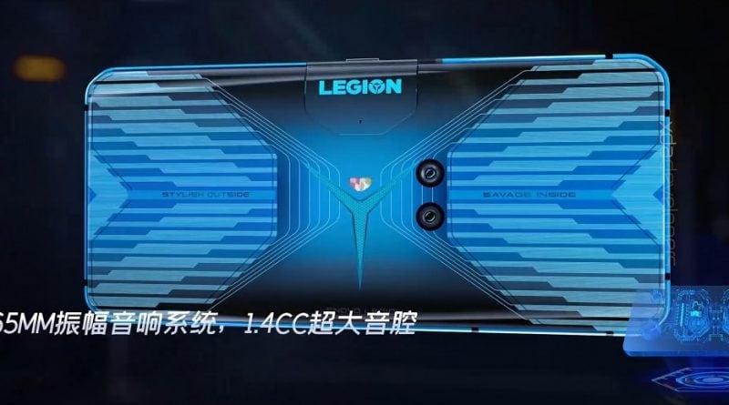 Смартфон Lenovo Legion