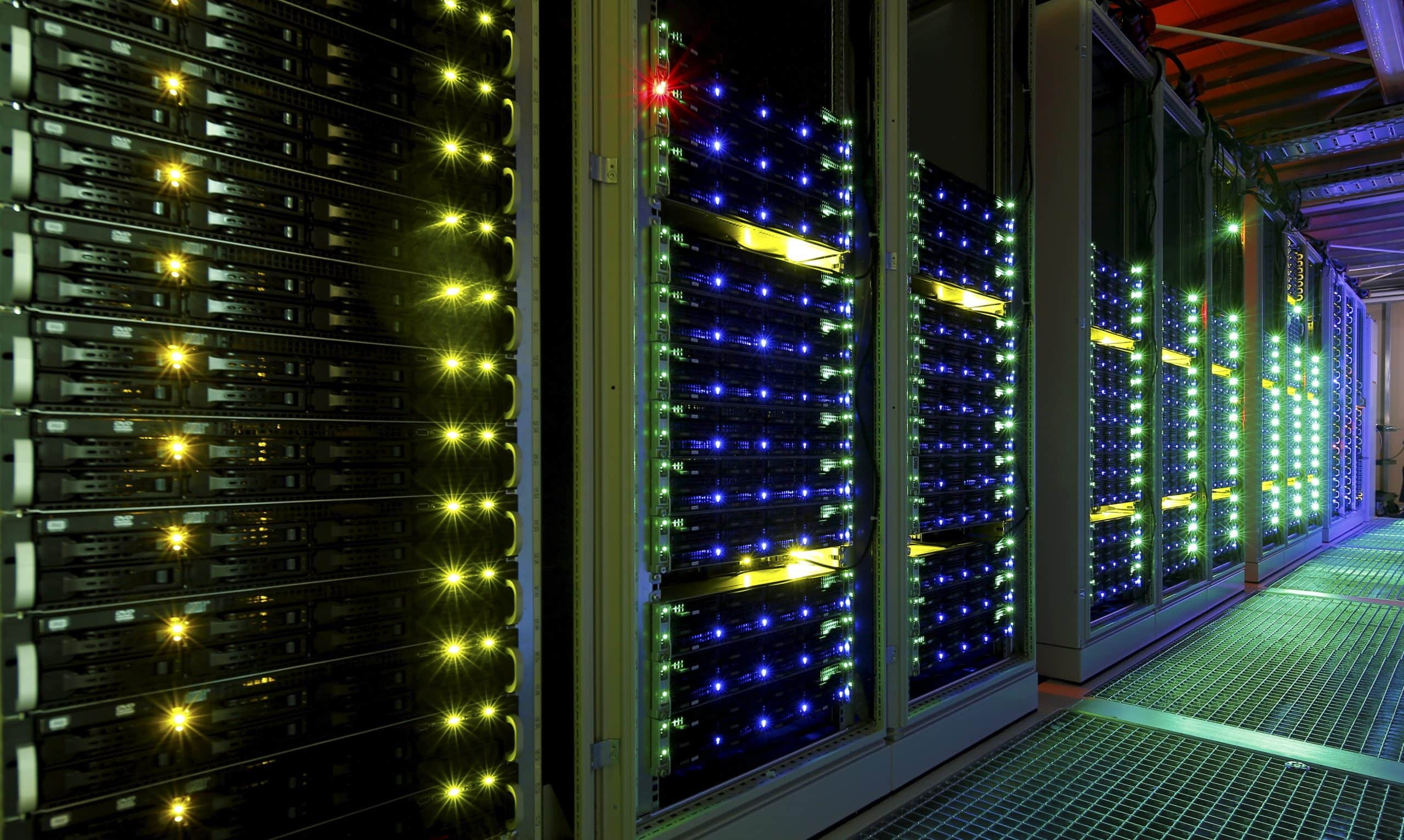 Microsoft показала один из самых мощных суперкомпьютеров в мире