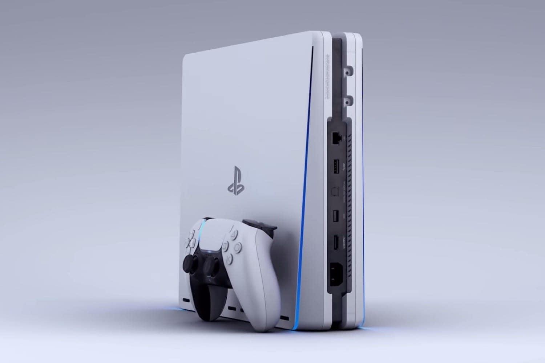 PS5 концепт