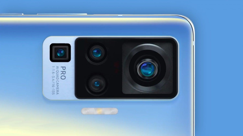 Vivo X50 Pro камера
