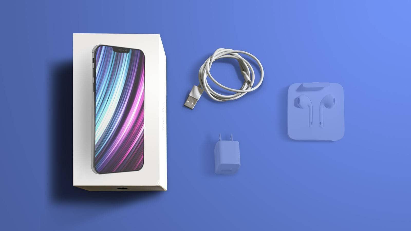 iPhone 12 комплект