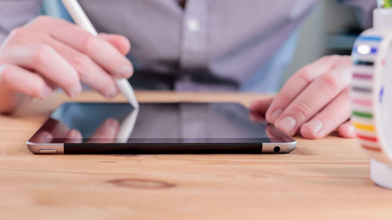 iPad Apple Pencil