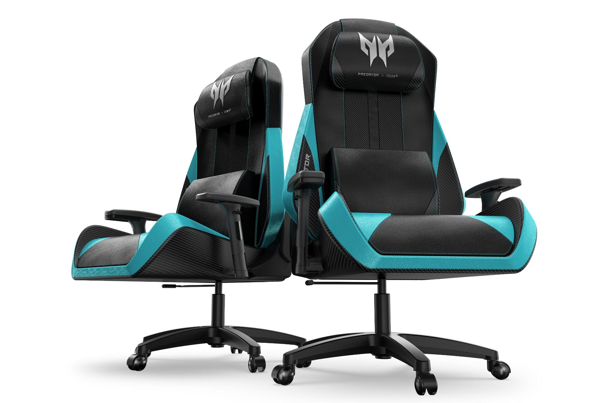 Кресло Predator x OSIM