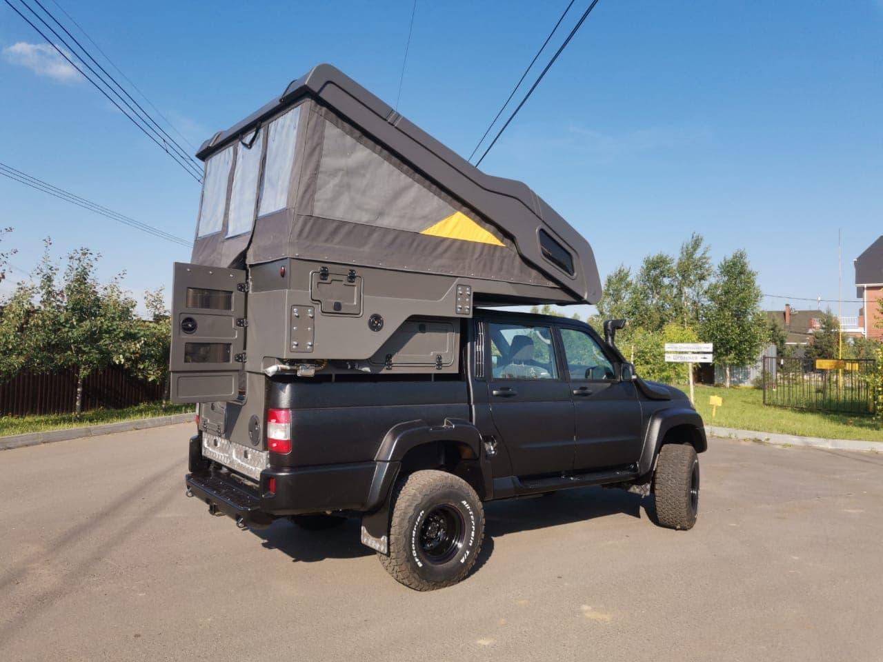 УАЗ Пикап автодом