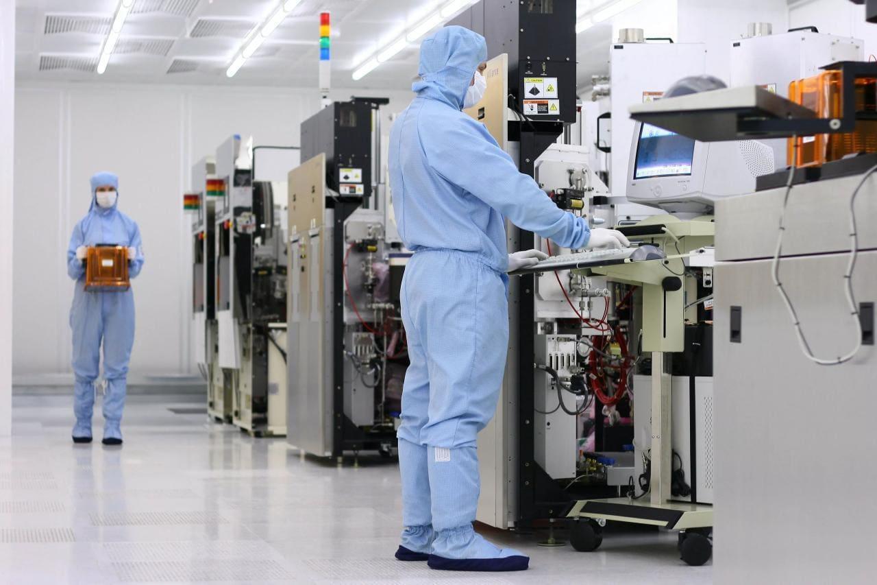 Завод микрон