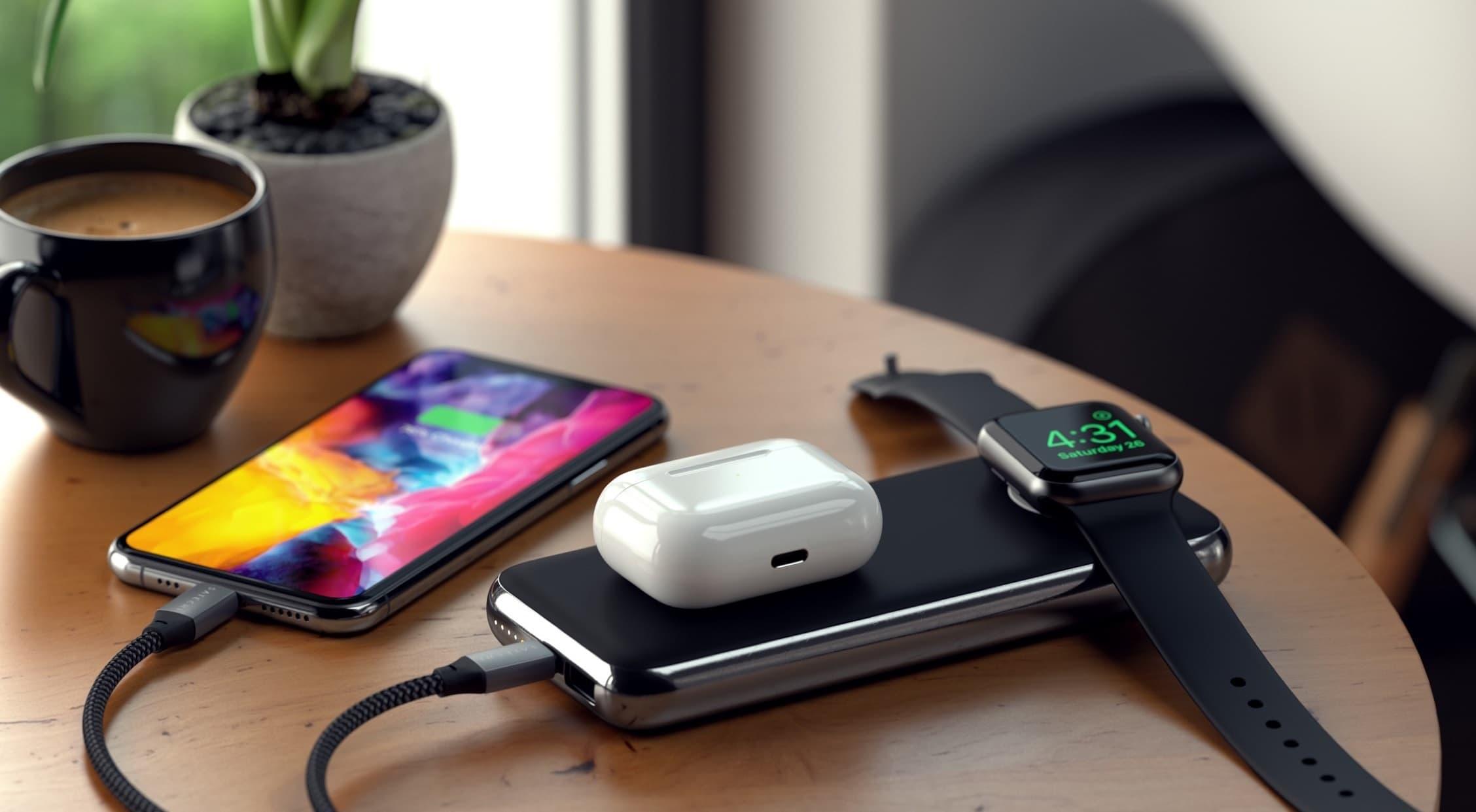 Satechi Quatro Wireless Power B