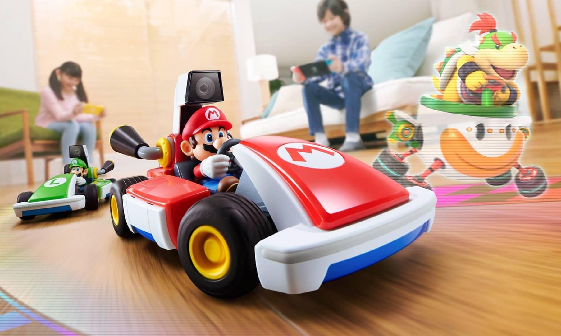 Mario Cart Live