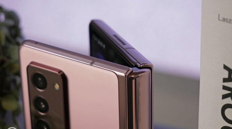 Обзор Galaxy Z Fold2