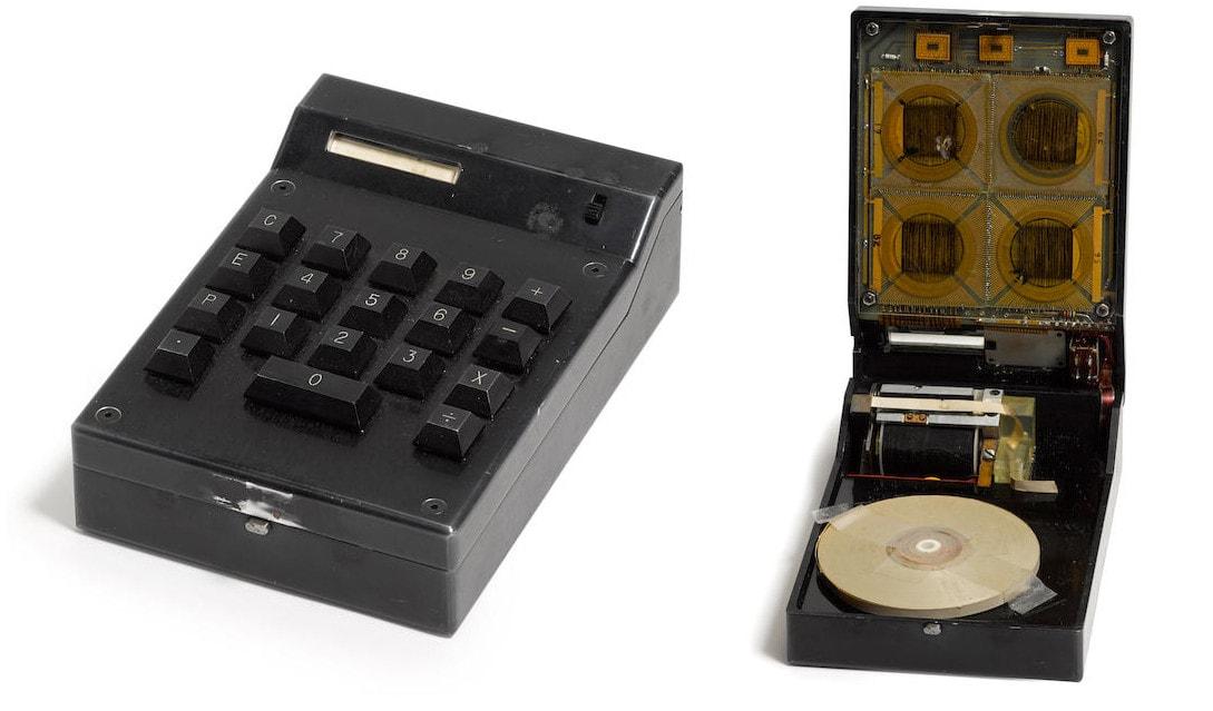 Прототип первого калькулятора