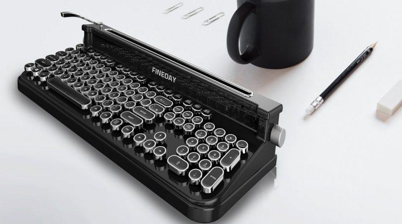 Fineday ретро клавиатура