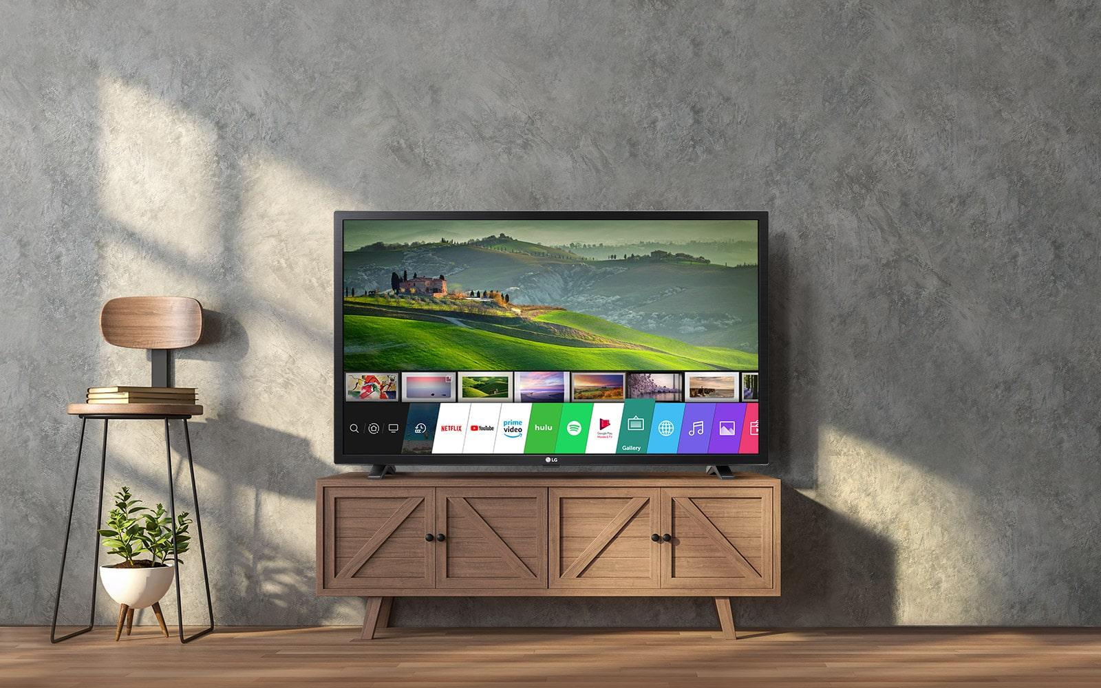 Смарт-телевизор LG