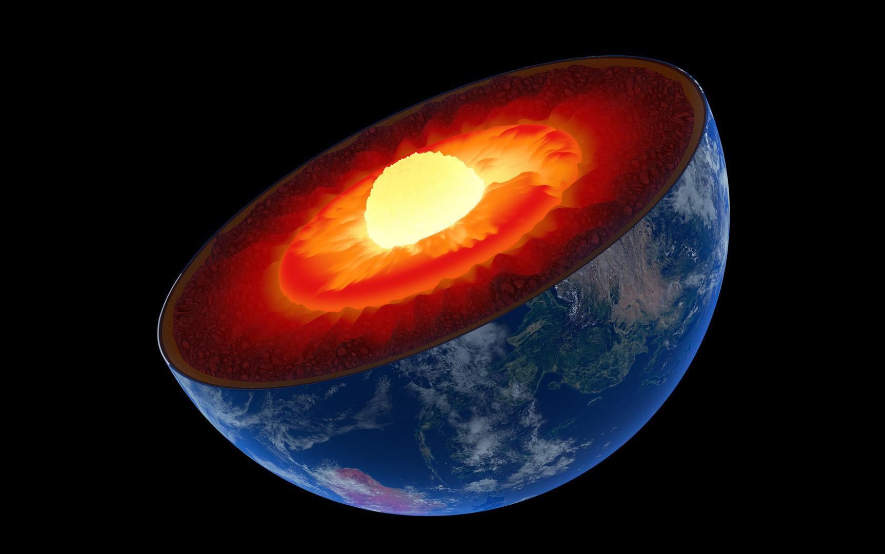 ядро Земли