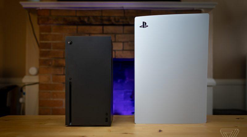 PlayStation 5 габариты