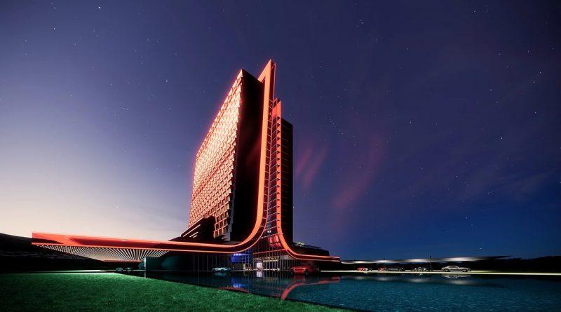 Отель Atari
