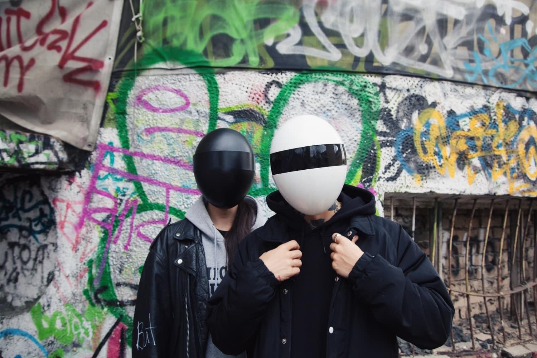 Blanc Mask