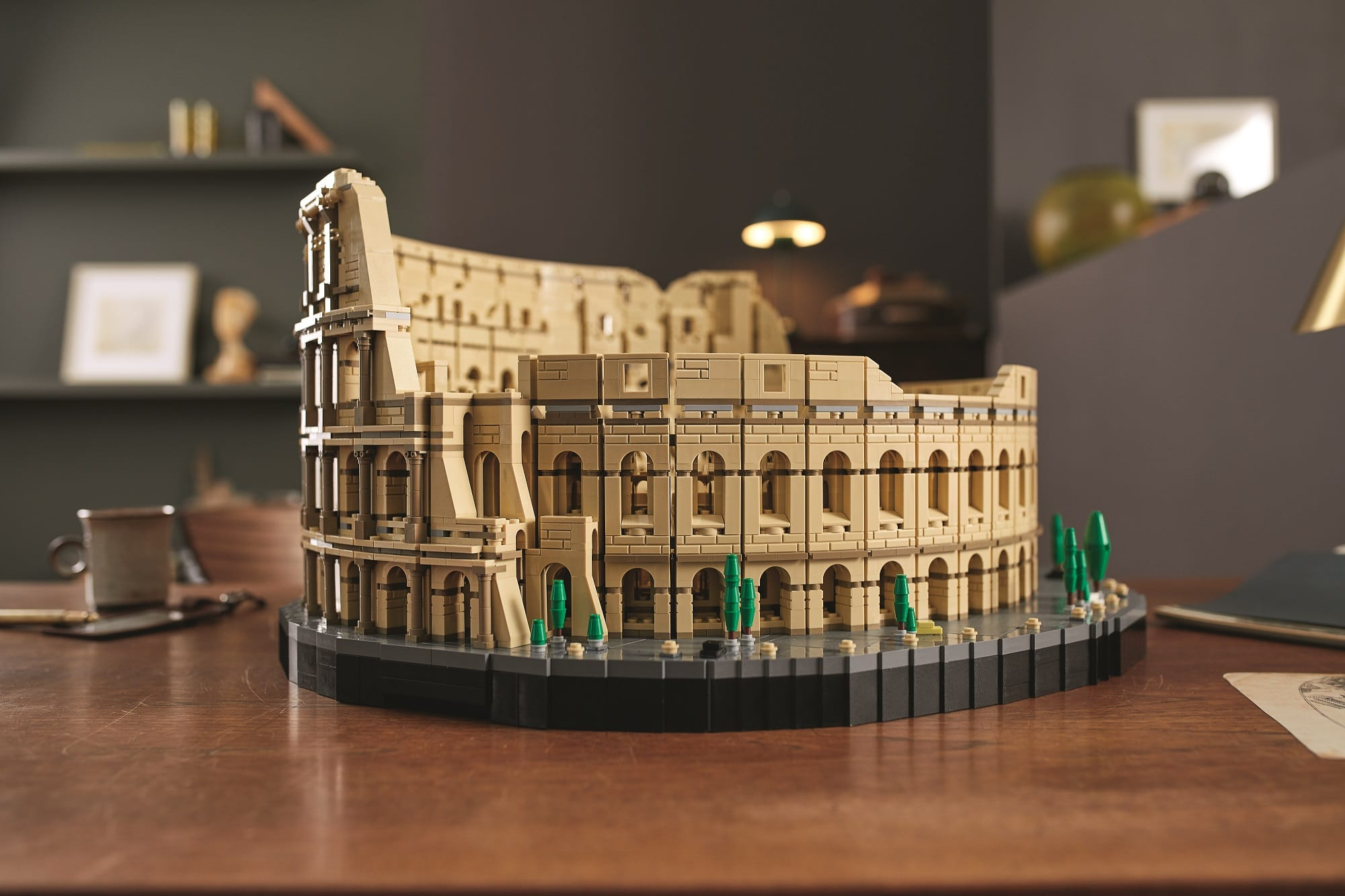 LEGO колизей