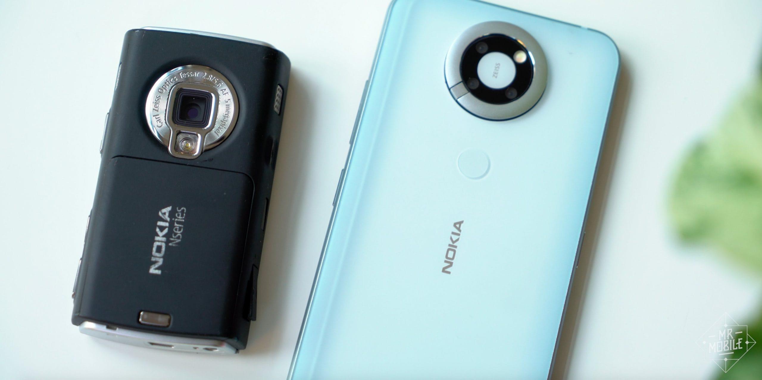 Прототип Nokia n95