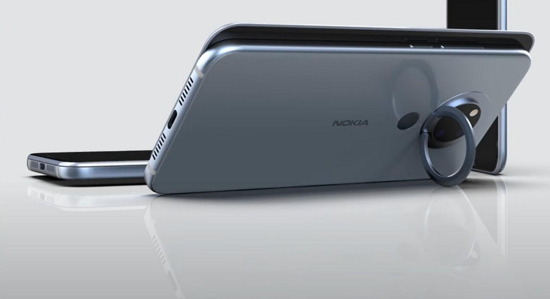 Nokia N95 прототип