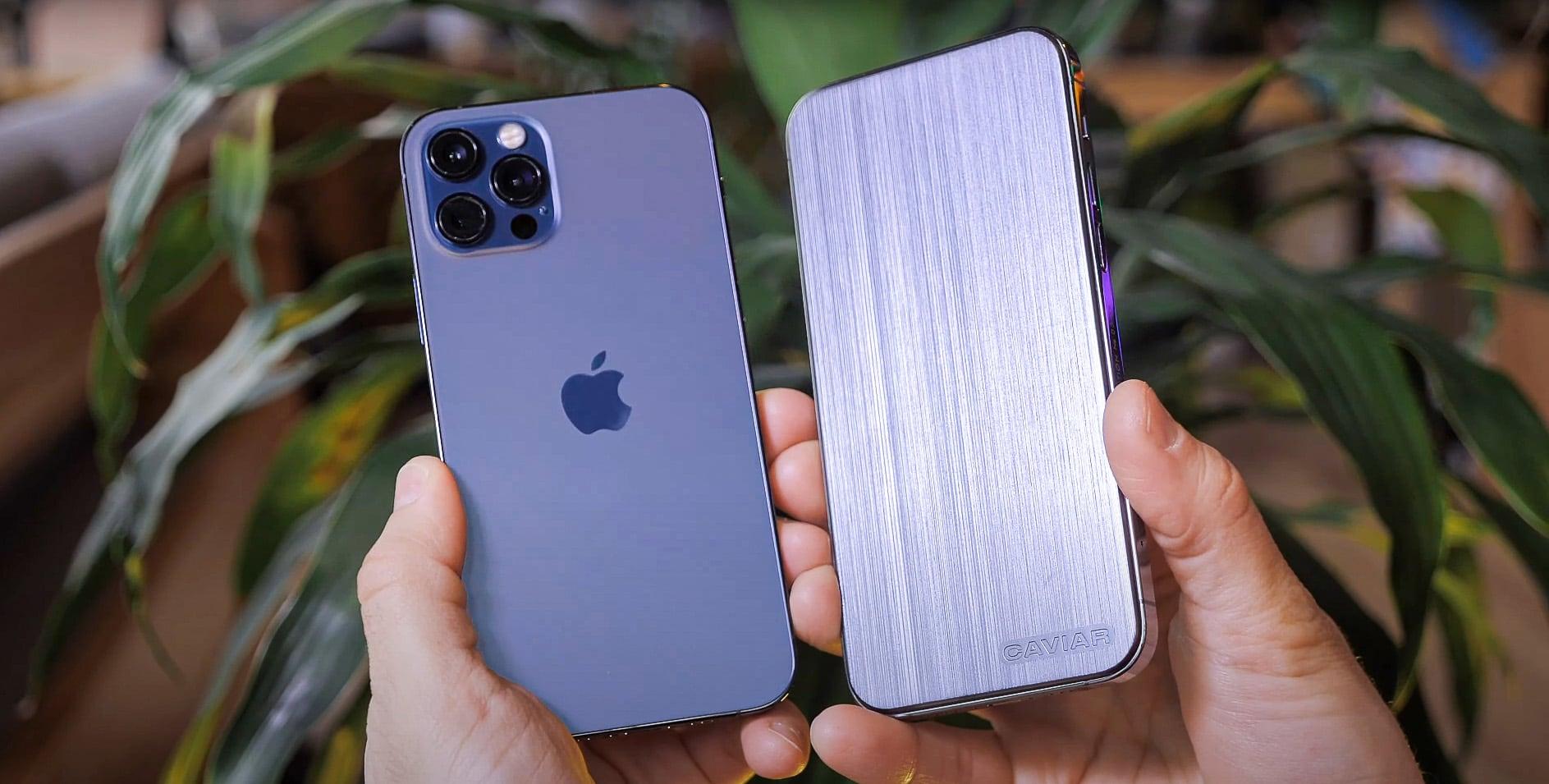 iPhone Caviar