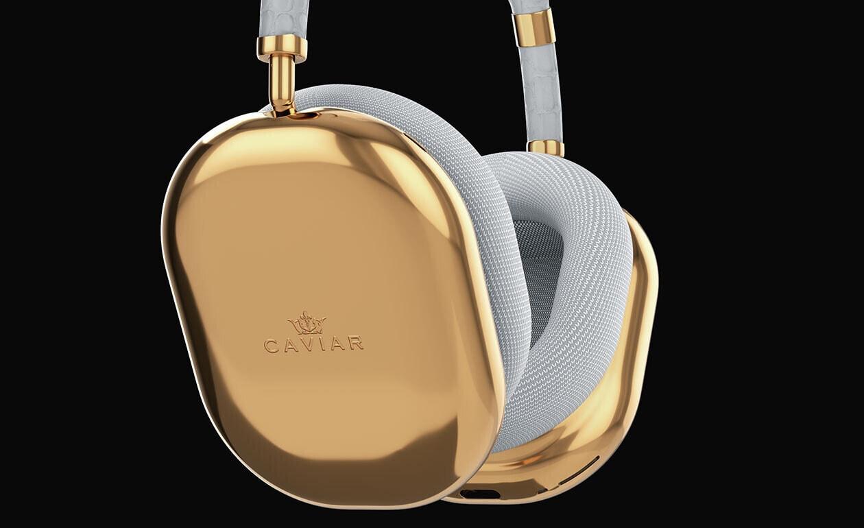 Caviar Airpods Max