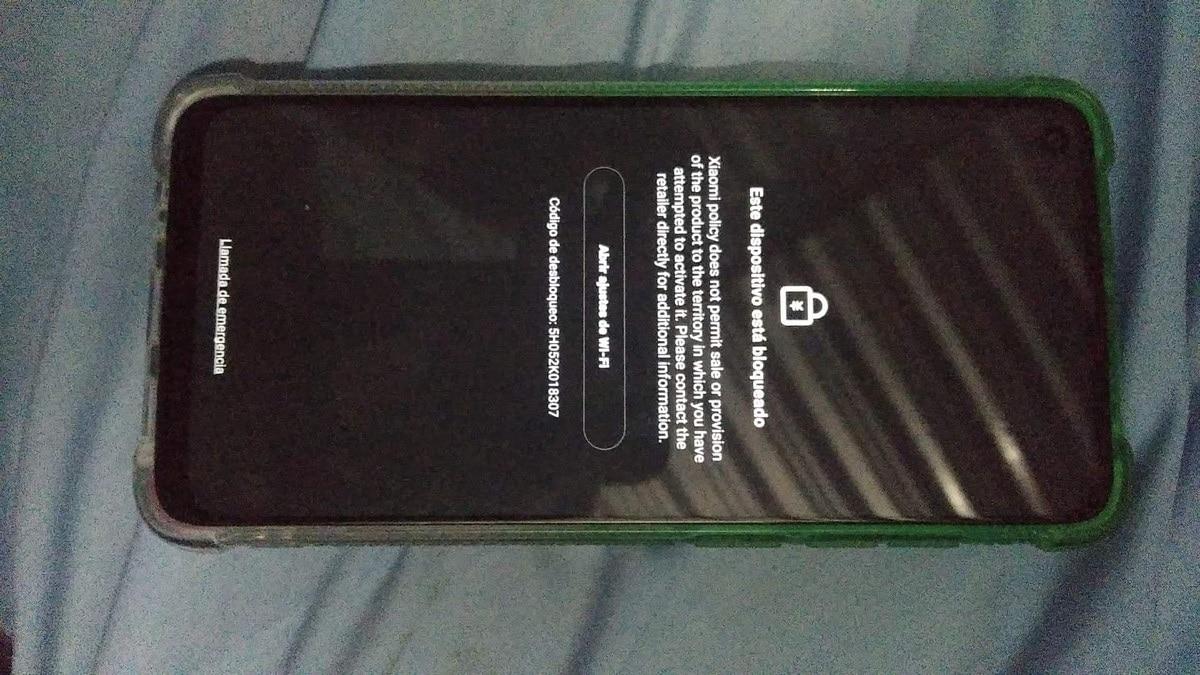 Xiaomi block phone